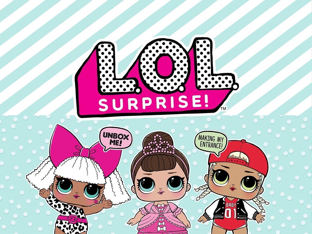 Wallpaper Lol Doll Surprise