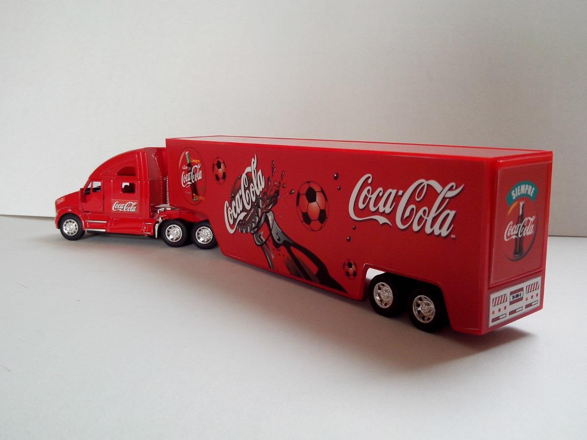 Trailer Kemworth T700 Coca Cola Esc 1 68 320 00 En