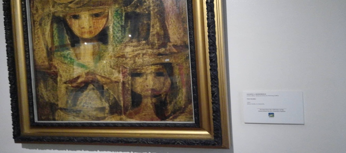 Madonna of the slums and the seven large paintings for ...