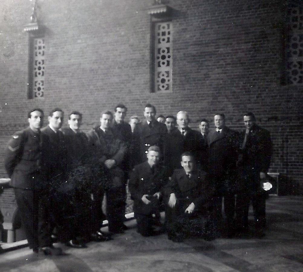 1948 Rcaf Team Flyers Hockey