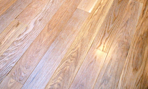 Pickled Oak Stain On Pine