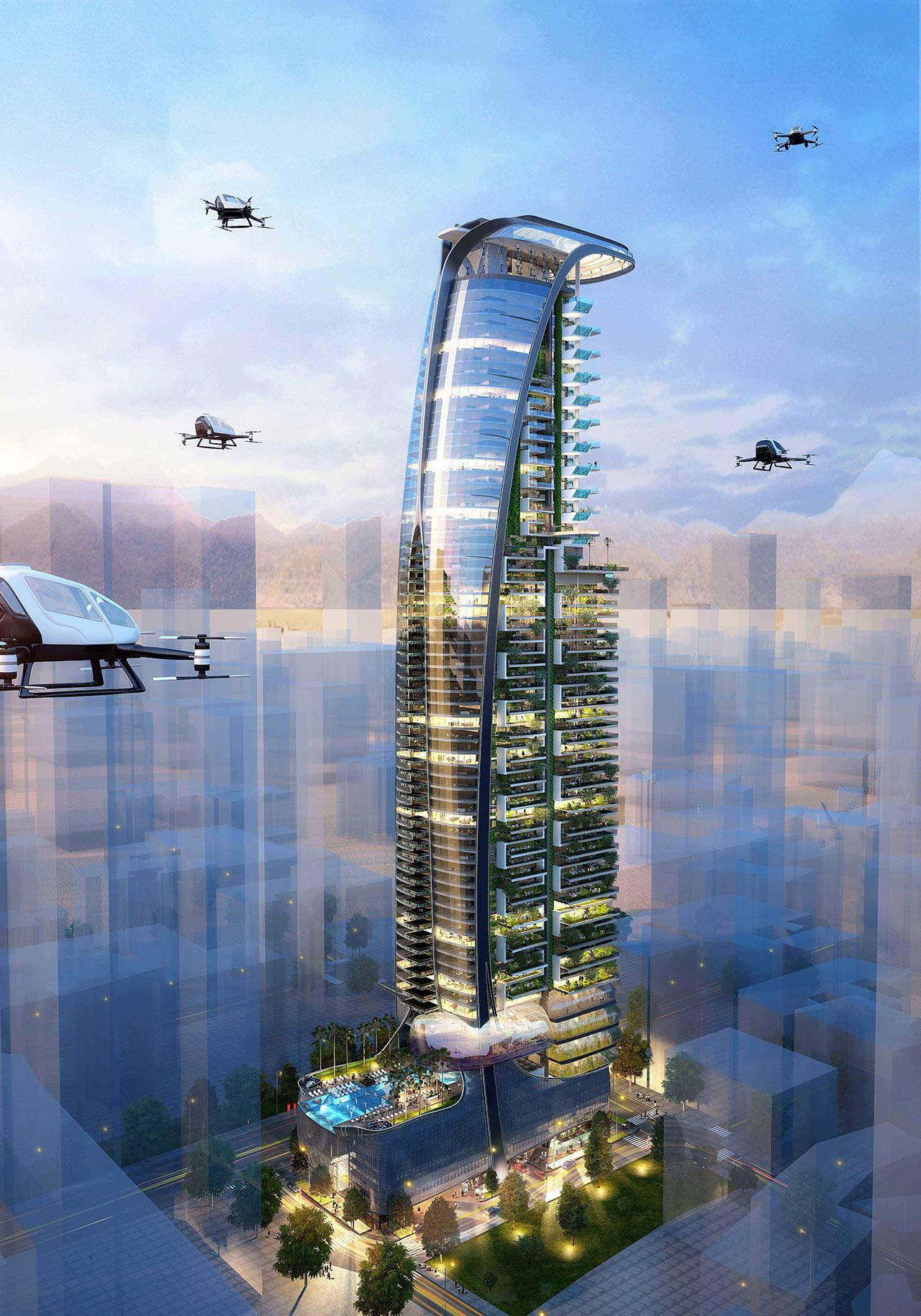 Next Generation: Apartment of the Future Concept Design ...