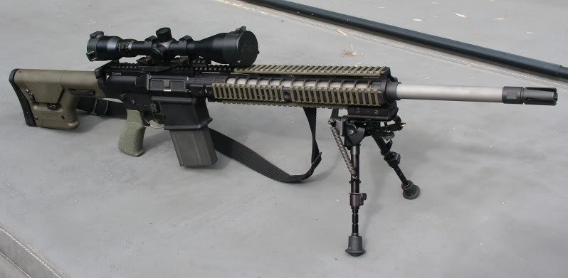 Best Ar 10 Sniper Rifle