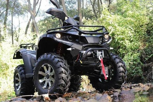 Quad bike linhai yamaha 400