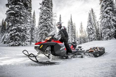 Snow Strimobile BRP SKZ SKINO Экспедициясы SE 1200