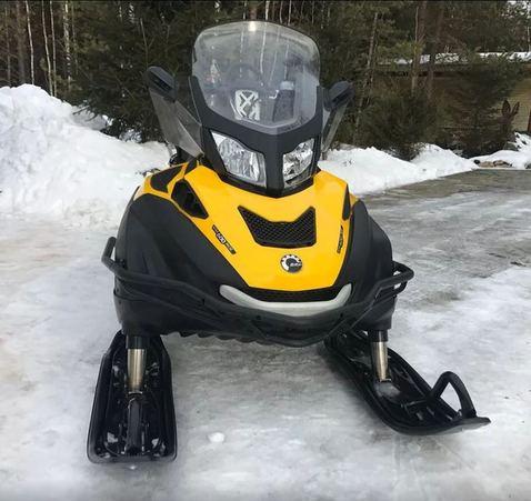 Snow StronMobile BRP SKZ Skandic Wt 600