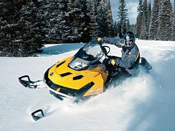 Сноуборд Брас Брип-Doo Tundra LT 550 F