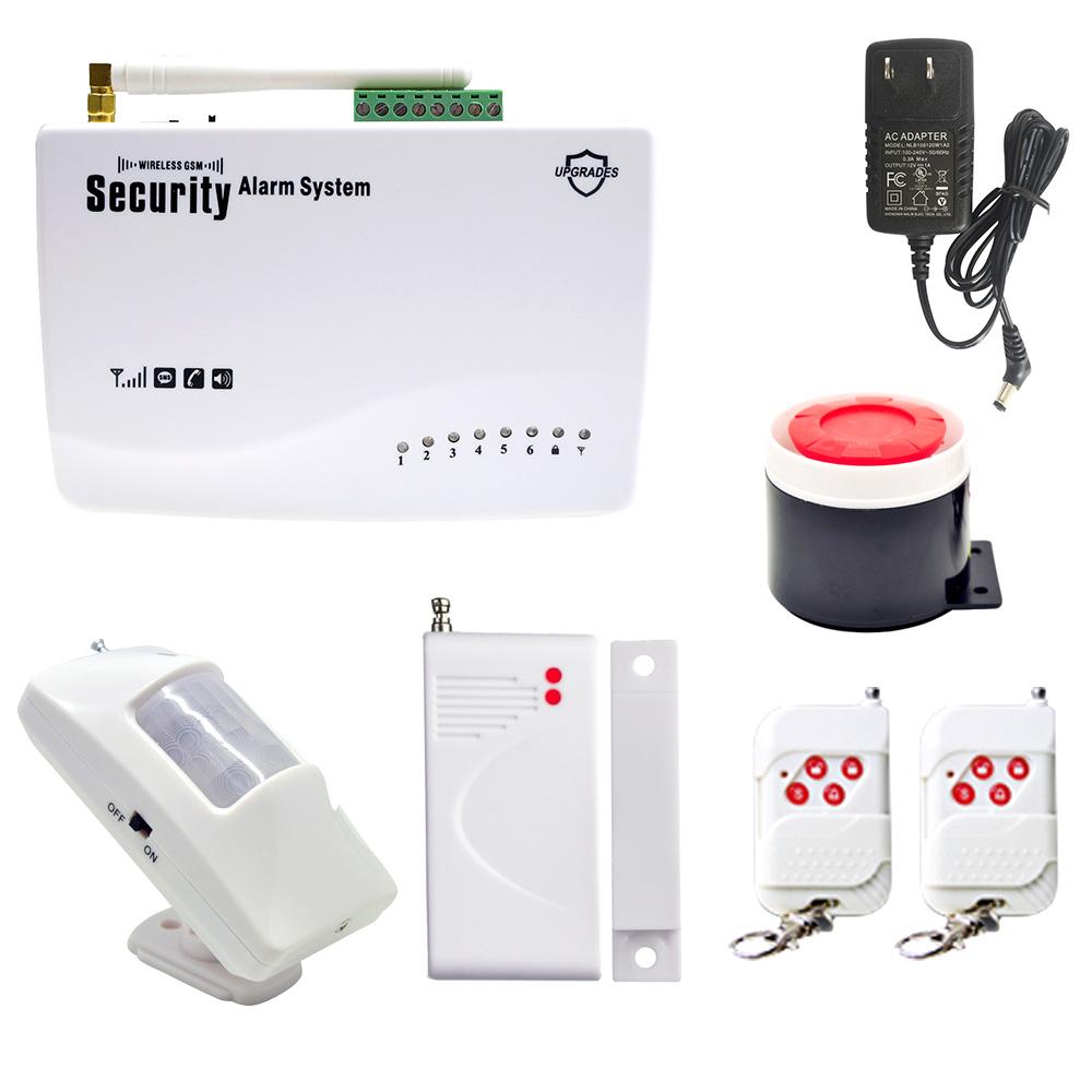 Wireless Alarm System Ebay