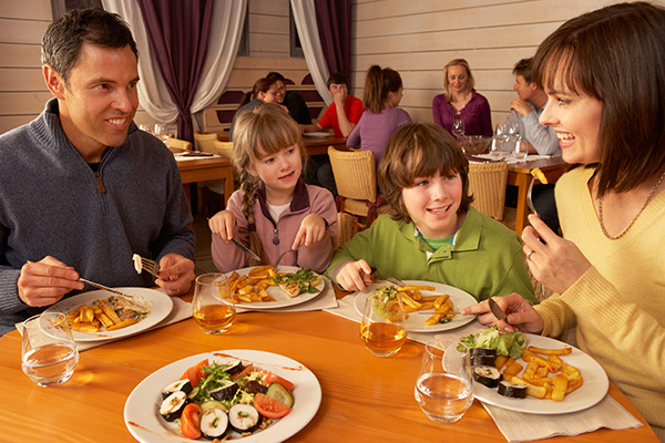 Family Friendly Dinner Restaurants
