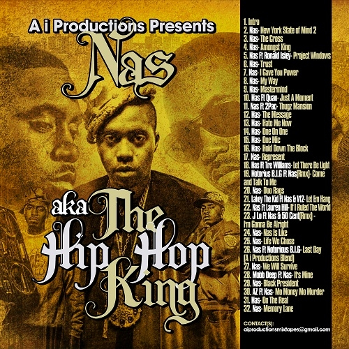 Nas Let There Be Light