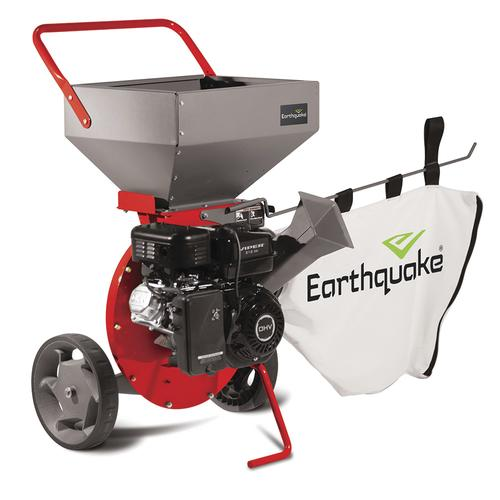 Gas Wood Chipper Shredder