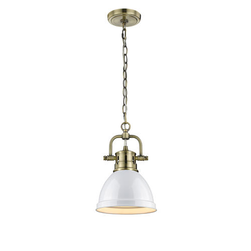 mini pendant light on chain # 76