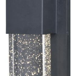 Patriot Lighting 174 Fritz Black 13 75 Quot Led Outdoor Wall