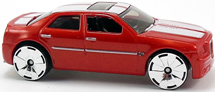 300c Chrysler And Red White Blue 2008