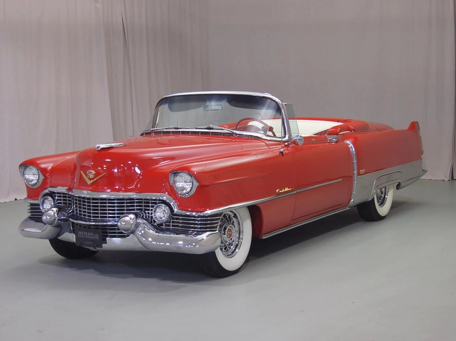 1954 Cadillac Eldorado   Hyman Ltd  Classic Cars 1954 Cadillac Eldorado Classic Car For Sale   Buy 1954 Cadillac Eldorado at  Hyman LTD