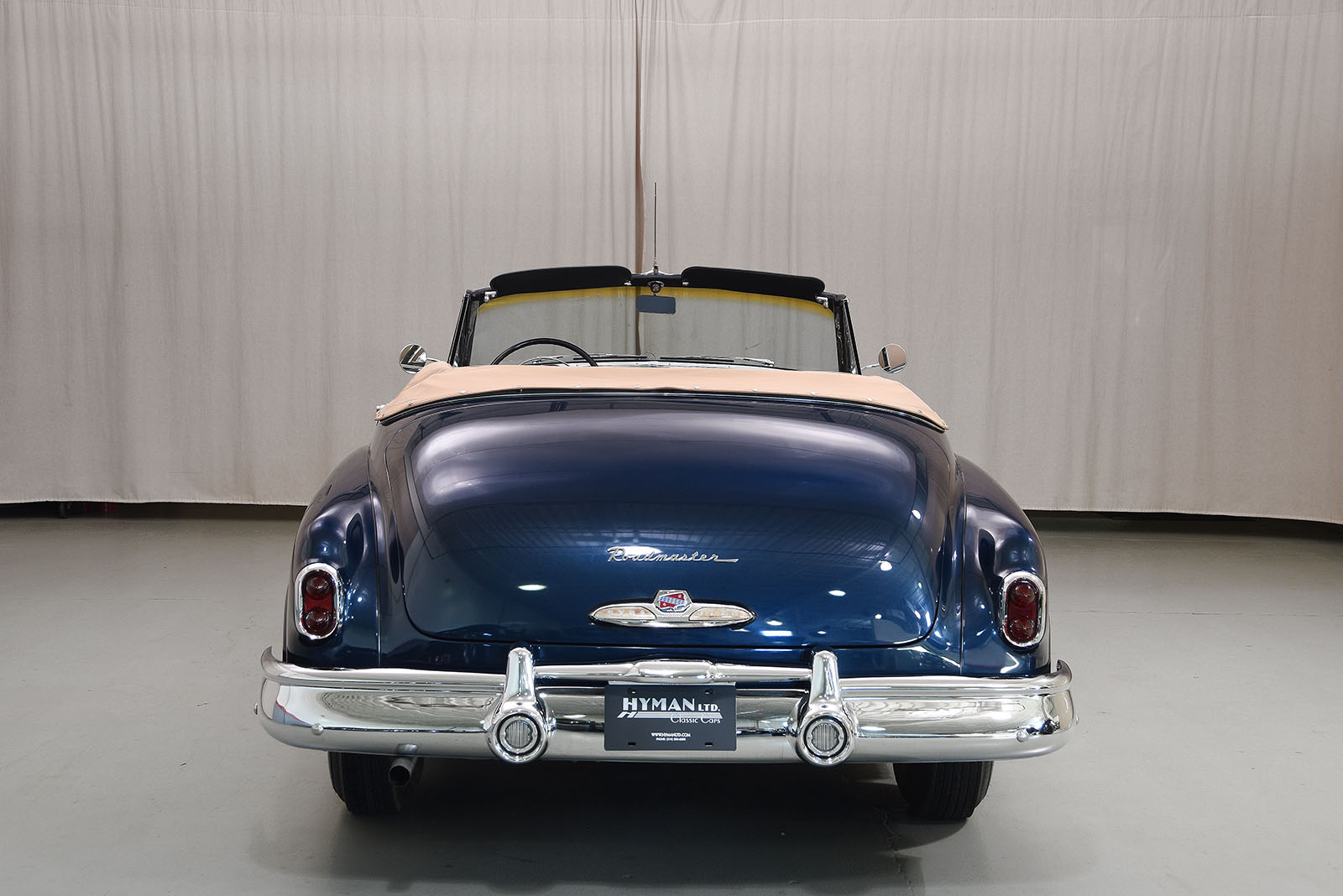 1950 Buick Roadmaster Convertible Classic Cars Hyman Ltd