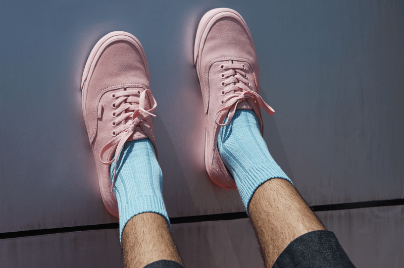 """Vans & Opening Ceremony """"Oh Sooo Suede"""" Collaboration"""
