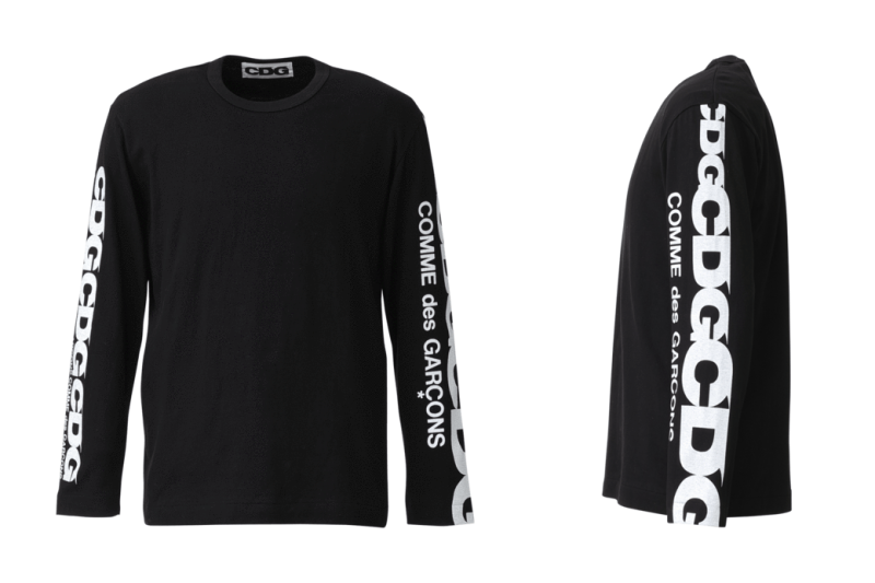 COMME des GARÇONS CDG 2019 First Delivery Drop release date info buy february 9 2019 dover street market store web site