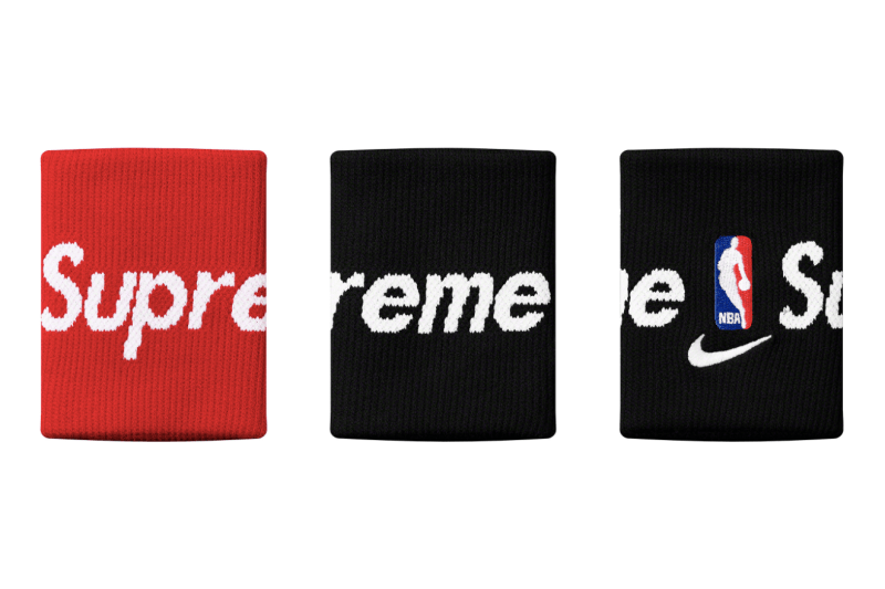 Supreme Spring/Summer 2019 Accessories Wrist Bands