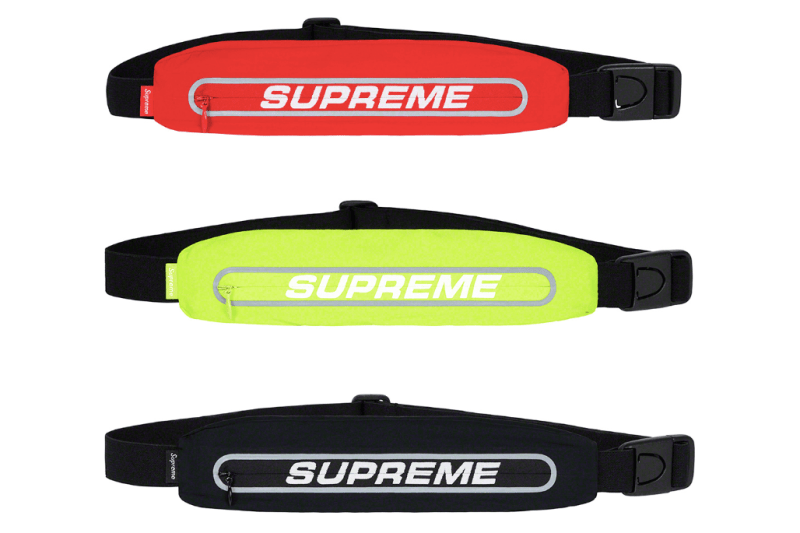 Supreme Spring/Summer 2019 Accessories Running Waist Bag