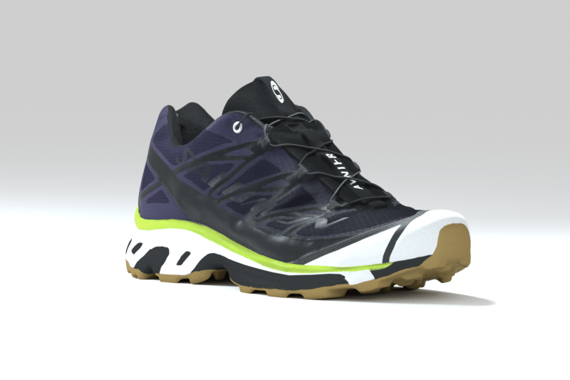 AVNIER x Salomon Advanced S/Lab XT-5 Collaboration mountain trail running AC Muscle AC Sketeletom tech Contragrip outsole