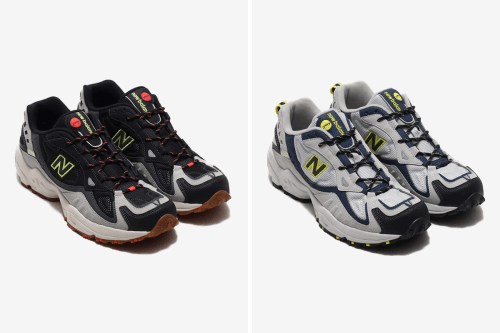 New Balance 703 Appears in Five Trail-Ready Colorways