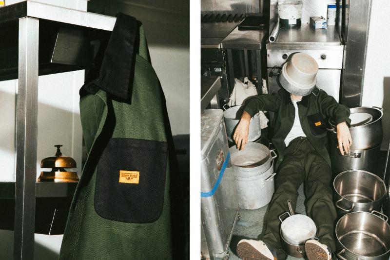 service works chef pant work wear blacksmith store fashion london
