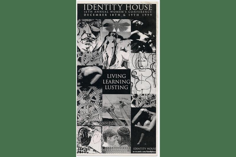 "NYC's LGBT Community Center: The Queer Womxn's Series, ""Taking Space"" Portraits Virtual Art Exhibition Gender Identity Pride Month LGBTQIA+ Riya Lerner Gwen Shockey"