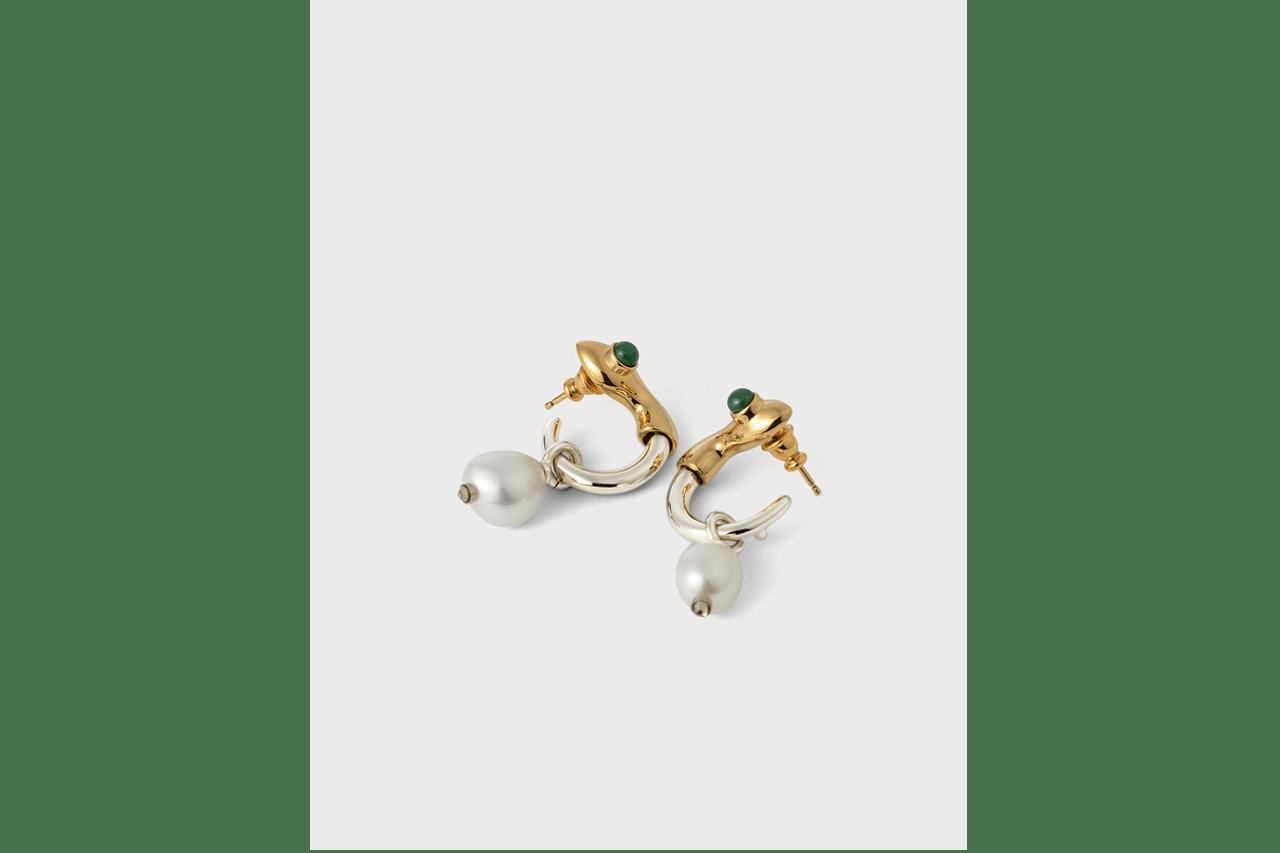Pearls Mens Jewelry Menswear ASAP ROCKY Young Thug Hatton Labs Polite Worldwide Mikimoto In Gold We Trust Midnight Studios Maple Seb Brown MISBHV Maison Margiela Ann Demeulemeester Chloe Alighieri