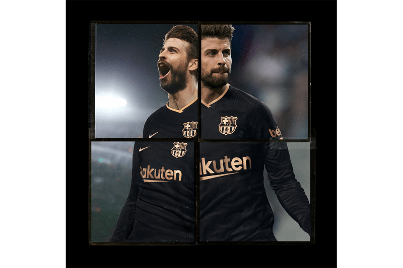 Fc Barcelona 2020 21 Away Kit By Nike Hypebeast