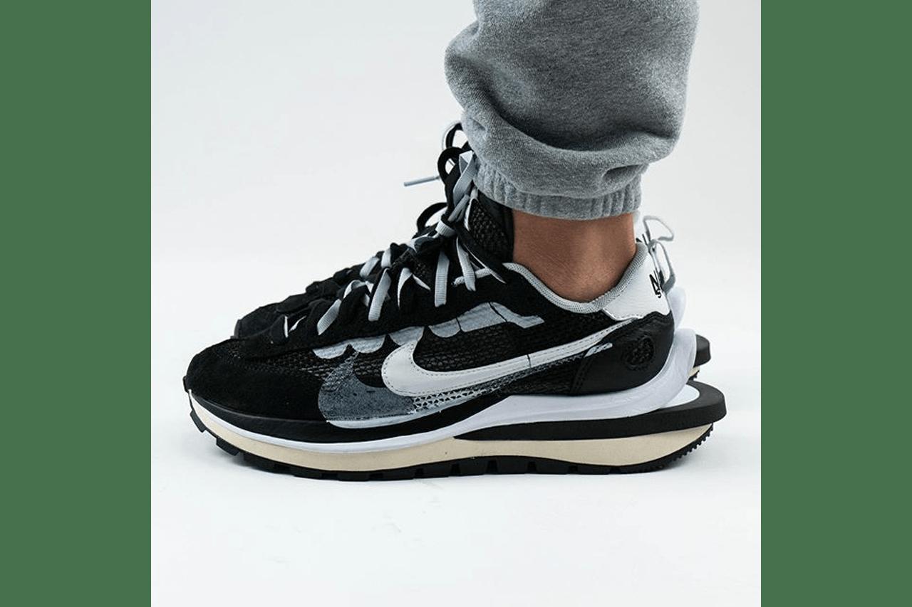 sacai x Nike Pegasus Vaporwaffle SP