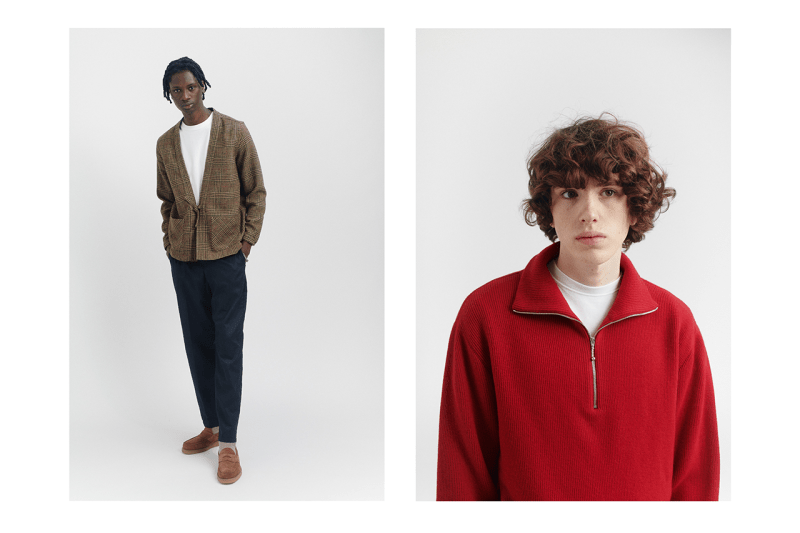 a kind of guise German label fall winter 2020 Irish craftmanship knitwear where to buy when does it drop luxury high-end