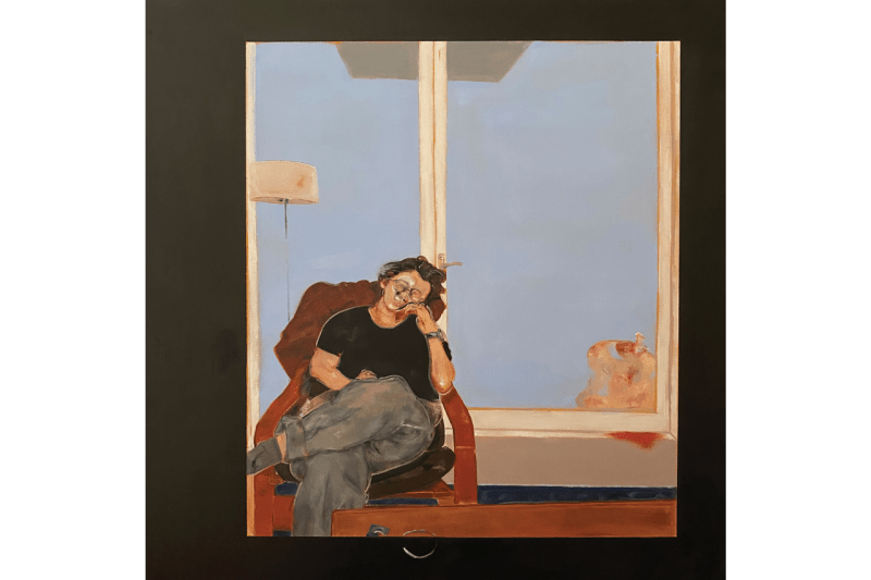 walid shaharul safe space solo exhibition synesthesia roosi paintings