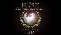 TRICKIPEDIA -- Frontside 180 Heelflip