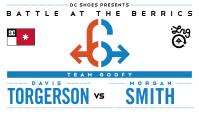 BATB 6 -- Davis Torgerson vs Morgan Smith