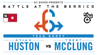 BATB 6 -- Nyjah Huston vs Trent Mcclung