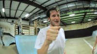 In Vermont with Chris Colbourn and Jordan Maxham -- at Burlington's Talent Skatepark