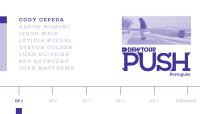 PUSH - CODY CEPEDA -- Episode 1 (Portuguese Subtitles)