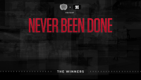 CHRIS COLE'S NEVER BEEN DONE -- The Winners