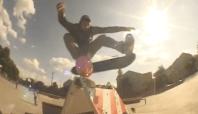 TORE BEVIVINO SKATES PENNSYLVANIA IN NEW BONES BEARINGS VIDEO