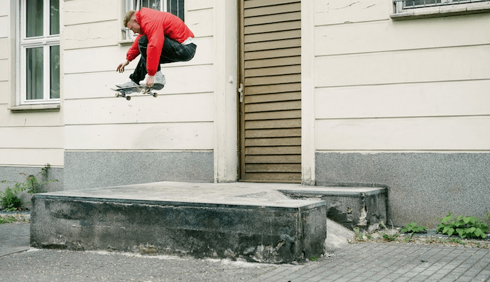 Norway's Marcus Shaw Goes All The Way In 'Free' Mag Part