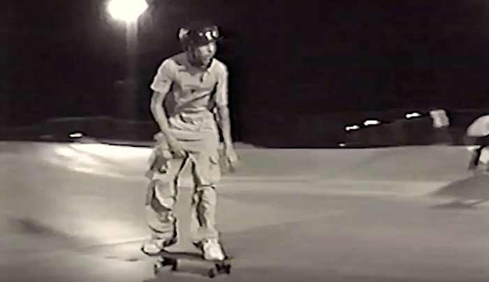 This Archival Footage Of 13-Year-Old Aaron Homoki Is Incredible