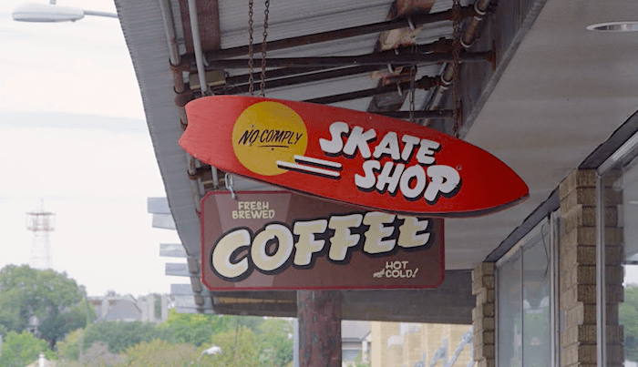 Nike SB Gives You a Quick Primer on Austin's No-Comply Skateshop