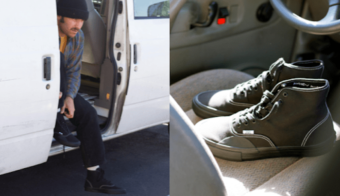 Vans x Hockey Present Authentic High Pro Inspired By Andrew Allen