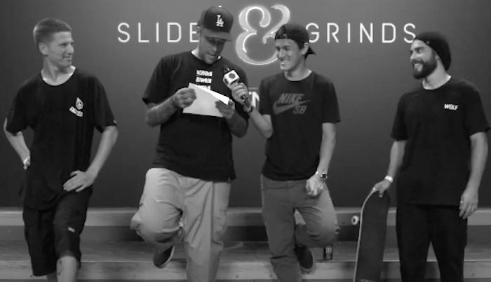 Giovanni Vianna Meets JP Oliveira in 'Slides & Grinds 4'