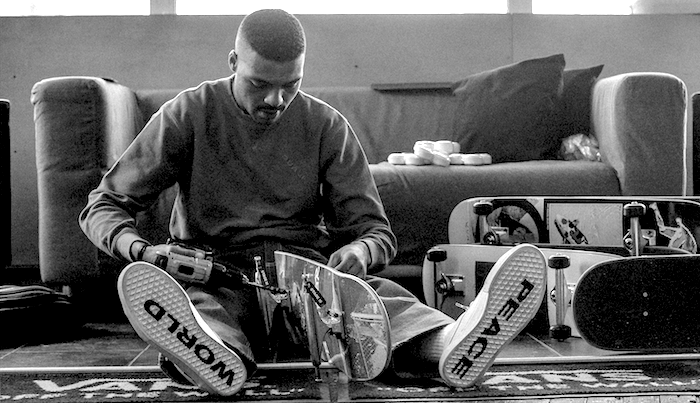 Vans Gives Back To Ohio—And Beyond—In 'Justin Henry's World Peace'