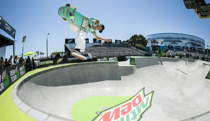 Dew Tour Festival In Long Beach Rescheduled For May 2021