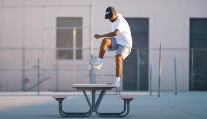 Watch Maurio McCoy's Incredible Noseblunt Nollie Flip Edit Here