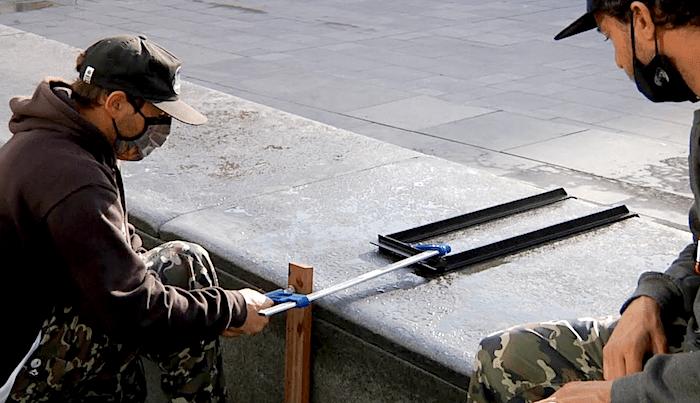 'MACBA Life' Renovates The Barcelona Plaza's World Famous Ledge
