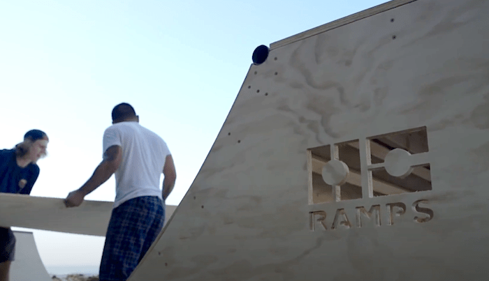 OC Ramps Continues Its Longtime Berrics Partnership With 'Billionaire Beach' Video